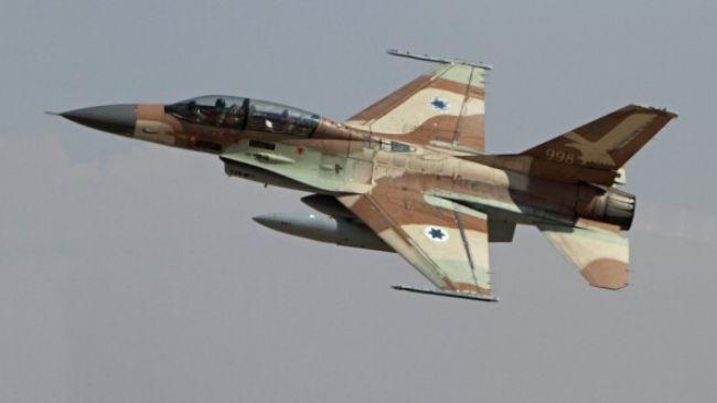 israeliF16fighterjet