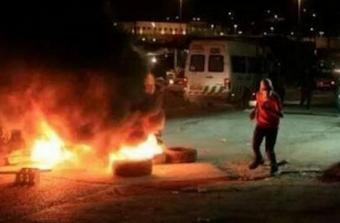 Photo of Resistance protests continue in Quds, Ramallah, al-Khalil, Bait Lahem; Qalandiya faces the strongest protests since 2nd Intifada..