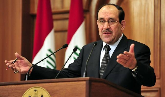 Photo of New Iraqi president Maousum assigns Nouri Al- maliki to form the new cabinet..
