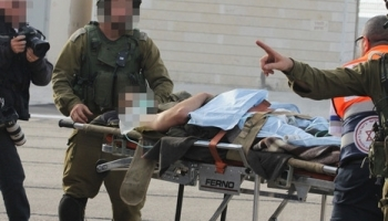 Photo of Today's clashes in Gaza Border leave 11 zionist casualties..