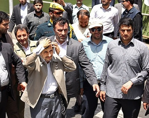 Photo of Photos: Officials of Islamic Revolution of Iran marched on 2014 Intl. Quds Day rallies..