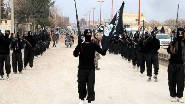 100s of US troops, CIA agents helping ISIL in Syria, Iraq