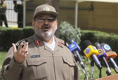 Photo of Iran's Top Commander Vows Crushing Response to Hostile Aircraft