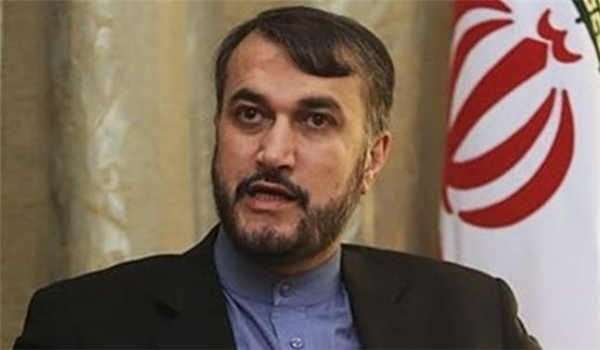 Photo of Deputy FM Proposes Setting up Independent Groups to Help Gazans