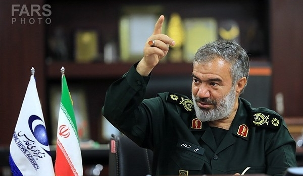 Photo of IRGC Commander: Iran Plans to Unveil New Warship This Year
