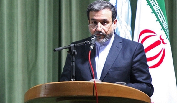 Photo of Iranian Deputy FM Asks for Prosecution of Zionists, Takfiris
