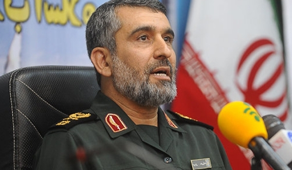 Photo of Iranian Aerospace Commander: Downed Israeli Spy Drone A Hermes Type