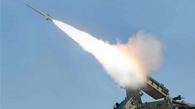 Photo of N Korea fires 3 rockets into sea: Seoul