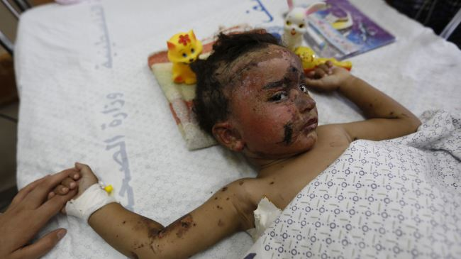 Photo of Israel bans human rights NGO broadcast on Gaza children