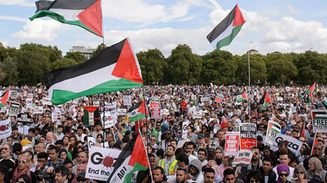 Photo of US Corporations cancel meeting in Glasgow over Gaza support