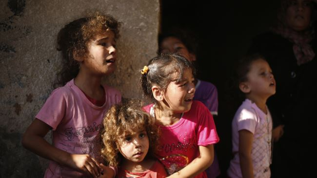 Photo of 370k Gaza kids need psycho-social first aid: UNICEF