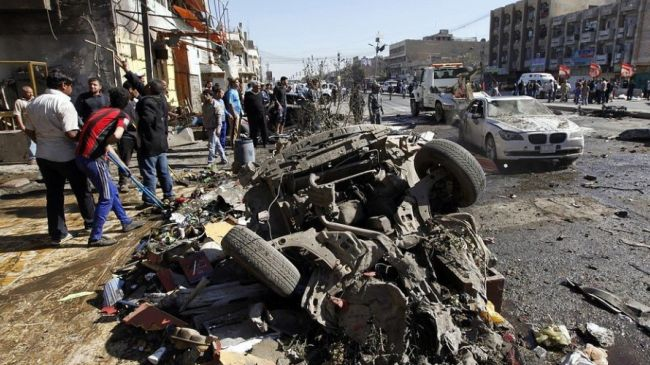 Photo of Eleven killed as bomber hits Iraq intelligence headquarters