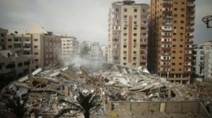 376458_Gaza-tower-rubble