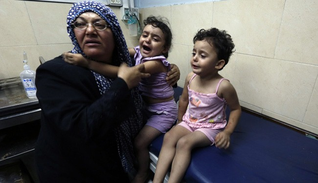 470 Gaza kids killed, over 370,000 need psychosocial aid: UNICEF
