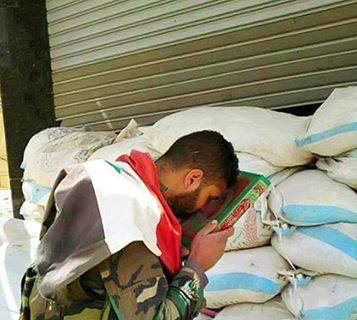 Photo of Units of the armed Syrian forces killed a number of terrorists and injured others in various areas in the city and countryside of Aleppo