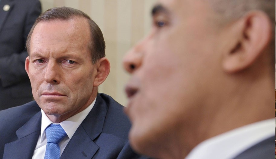 Australian PM leaves door open for role in US Iraq strikes