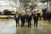 Delegation from Turkmenistan visits industrial units in Mashhad