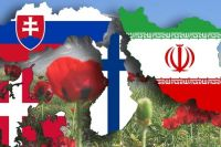 Finland, Denmark, Slovakia FMs to visit Iran in coming weeks
