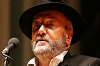 Galloway hospitalized after attack in London