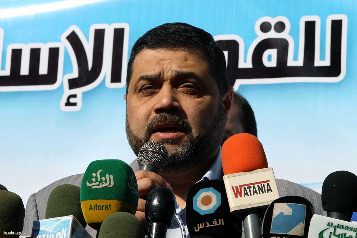 Photo of Hamas official: We have tapes that expose the Israeli army