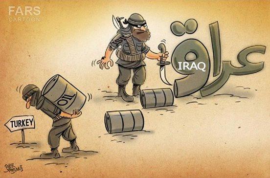 Iraq's oil