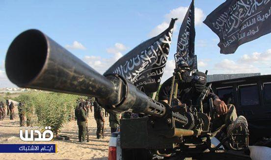 Photo of Naseer Salahuddeen Brigades launched 5 Naseer rockets to Israel's Sa'ar HaNagev