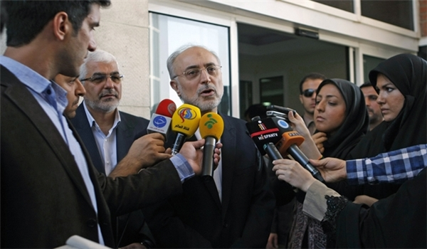 Nuclear Chief Iran Ready to Launch New Generation of Centrifuges