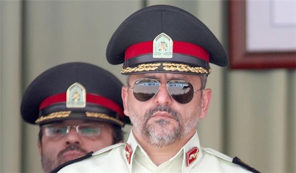 Police Commander  Iran to Strengthen Counter-terrorism Measures along Borders