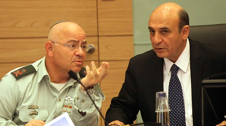 Photo of Mofaz Admits Failure against Resistance of Gaza