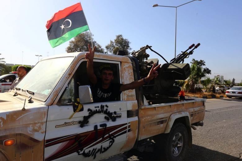 What's happening in Libya