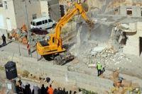 Zionist regime soldiers demolish several Palestinian houses