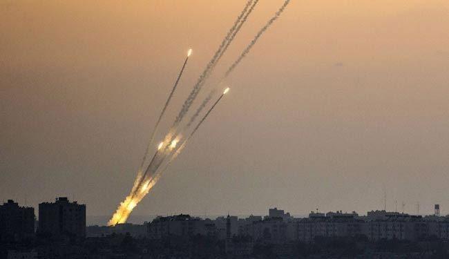 Photo of Barrage of Hamas retaliatory rockets shakes Israel