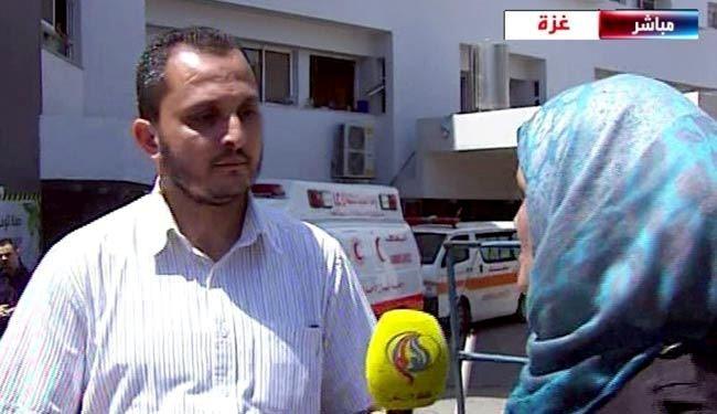 Hamas spokesman praises Al-Alam for Gaza coverage