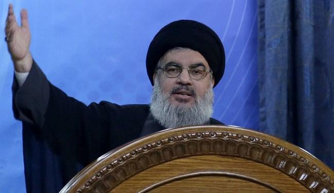 Photo of Sayyed Nasrallah: Gaza resistance has right to end blockade