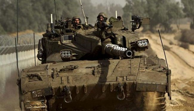 Photo of Zionist forces approach Gaza as truce's end nears