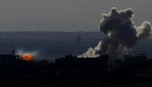 Rockets from Syria, Lebanon shake Israel