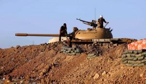 Iraqi air force, Kurds advance on ISIL terrorists