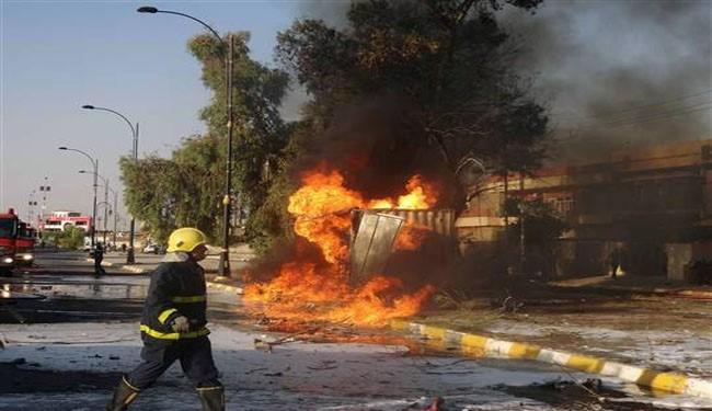 Photo of 43 killed in wave of terrorist attacks across Iraq