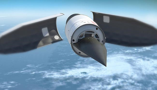 US hypersonic weapon destroyed seconds after launch