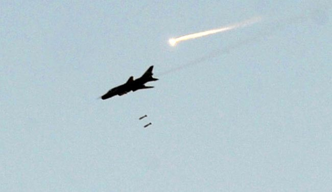 US denies sharing intelligence with Assad as Syrian jets hunting ISIL terrorists