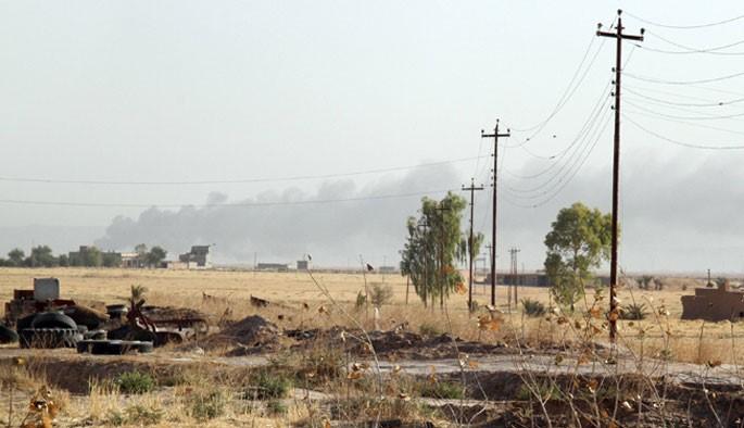Iraqi jets bomb IS hideouts around Amerli