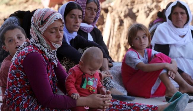 Iraqi Shia Turkmen vow death before ISIL capture