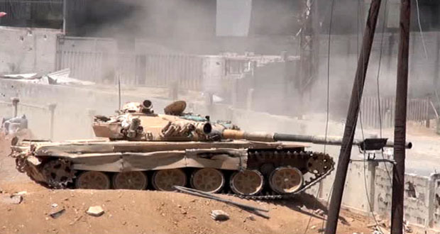 Photo of Army destroys a tunnel in Aleppo, eliminates terrorists in different areas
