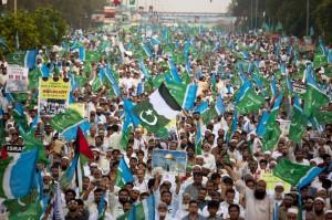 Pakistan Gaza