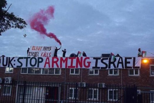 Photo of UK arms factories profit from Gaza bloodshed: report