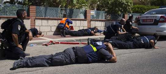 Photo of Rocket siren sounds in Ashkelon now
