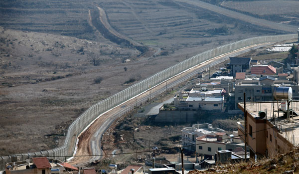 israel-syria-security-fence-golan-heights