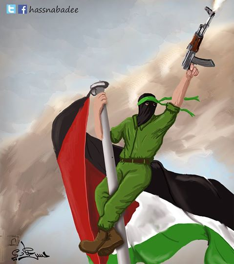 Photo of Palestine defeated so-called super power Israel