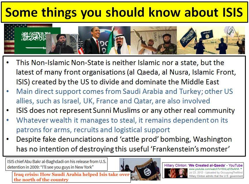 Photo of Something you should know about ISIS Terrorists