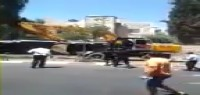 Photo of VIDEO: New footage of Excavator Operation of Brave Palestinian Martyred in the Holy Quds!